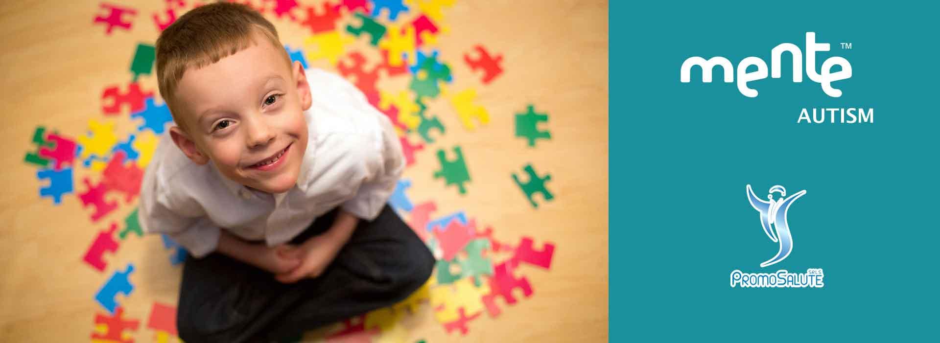 risolvere problemi con bambini autistici grazie al sistema Mente Autism