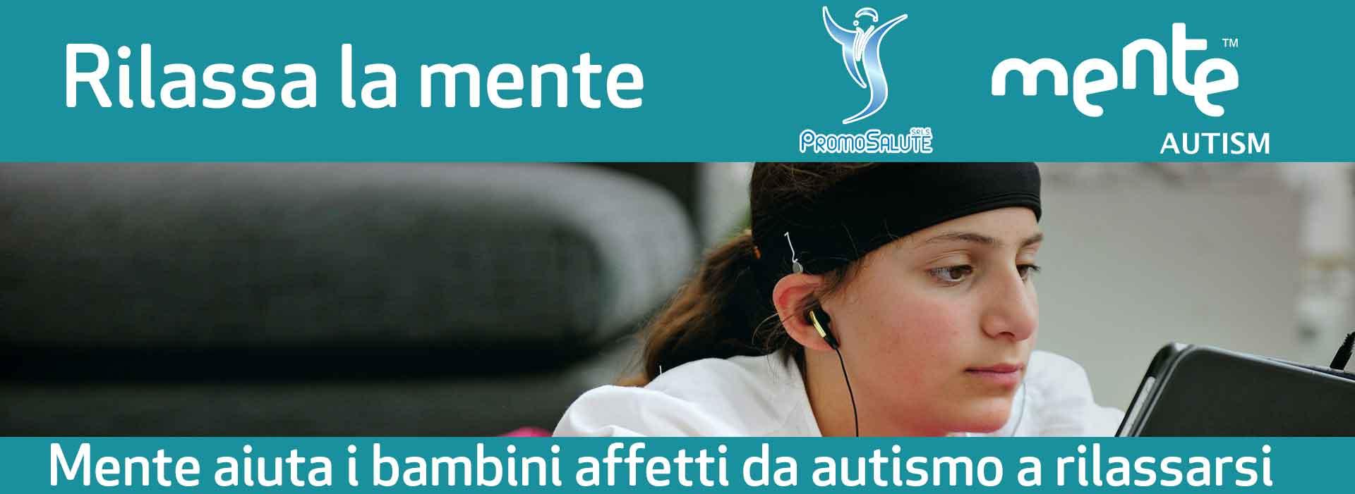 Mente Autism rilassa la mente dei bambini